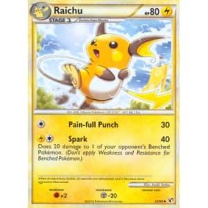 Raichu - 33/90