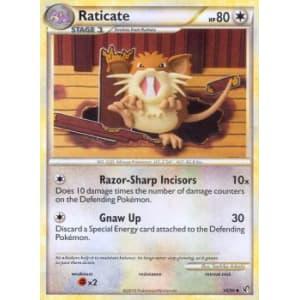 Raticate - 34/90