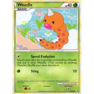Weedle - 69/95