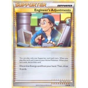 Engineer's Adjustments - 75/95