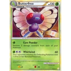 Butterfree - 16/123