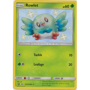 Rowlet (Shiny) - SV02/SV94