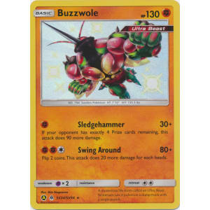 Buzzwole (Shiny) - SV24/SV94