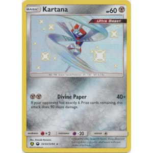 Kartana (Shiny) - SV33/SV94