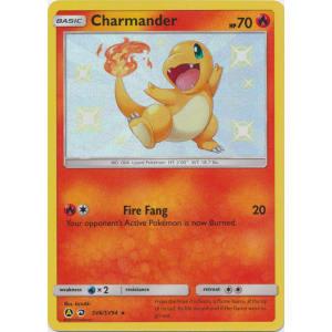 Charmander (Shiny) - SV06/SV94