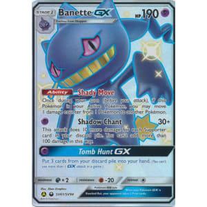 Banette-GX (Shiny) - SV61/SV94