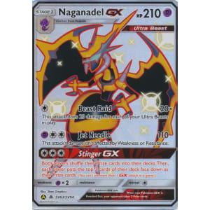 Naganadel-GX (Shiny) - SV63/SV94