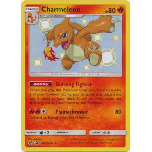 Charmeleon (Shiny) - SV07/SV94