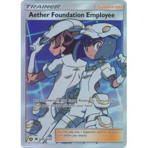 Aether Foundation Employee (Full Art) - SV81/SV94