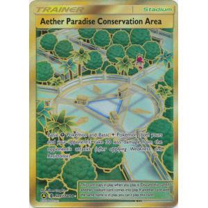 Aether Paradise Conservation Area (Secret Rare) - SV87/SV94