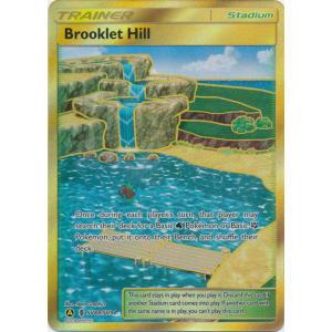 Brooklet Hill (Secret Rare) - SV88/SV94