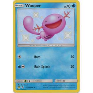 Wooper (Shiny) - SV09/SV94