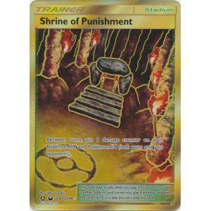 Shrine of Punishment (Secret Rare) - SV90/SV94