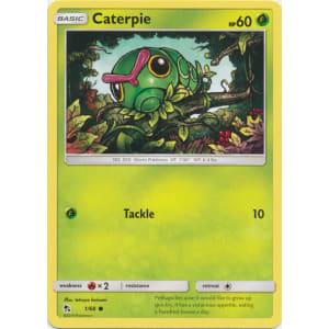 Caterpie - 1/68