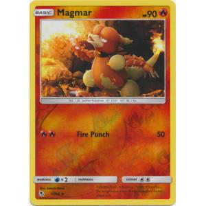 Magmar - 10/68 (Reverse Foil)