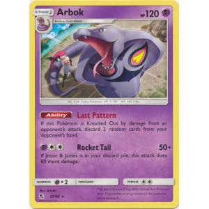 Arbok - 27/68