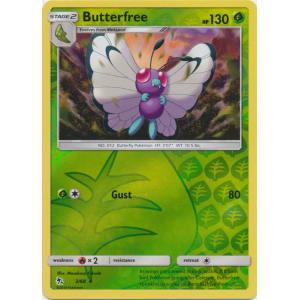 Butterfree - 3/68 (Reverse Foil)