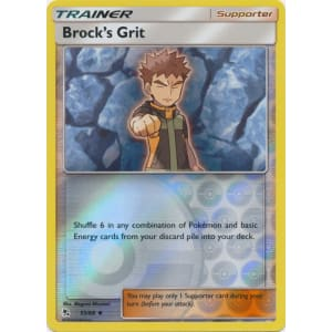 Brock's Grit - 53/68 (Reverse Foil)