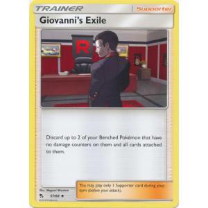 Giovanni's Exile - 57/68