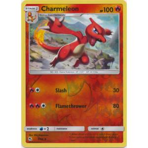 Charmeleon - 8/68 (Reverse Foil)