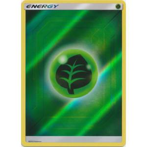 Grass Energy - 2019 (Reverse Foil)