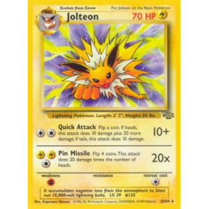 Jolteon - 20/64