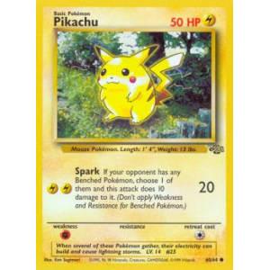 Pikachu - 60/64