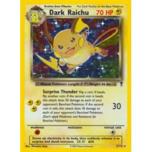Dark Raichu - 7/110