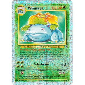 Venusaur - 18/110 (Reverse Foil)