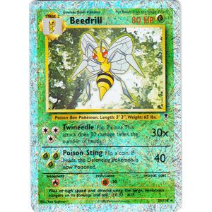 Beedrill - 20/110 (Reverse Foil)