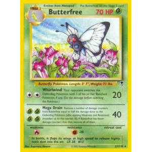 Butterfree - 21/110