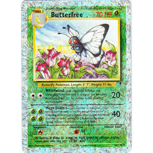 Butterfree - 21/110 (Reverse Foil)