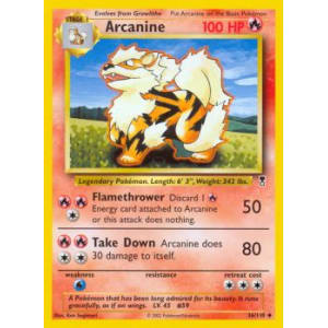 Arcanine - 36/110