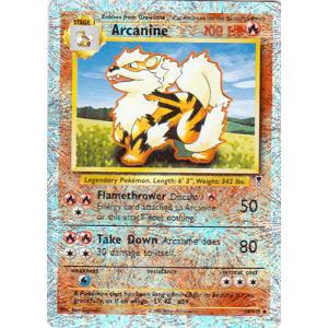 Arcanine - 36/110 (Reverse Foil)