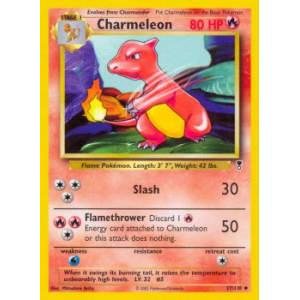 Charmeleon - 37/110