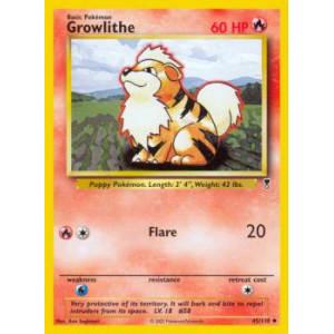 Growlithe - 45/110