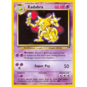 Kadabra - 49/110