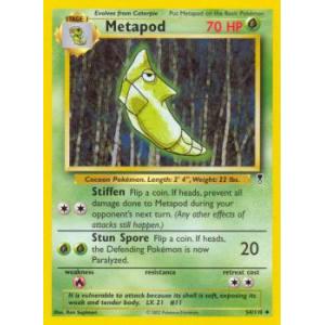 Metapod - 54/110