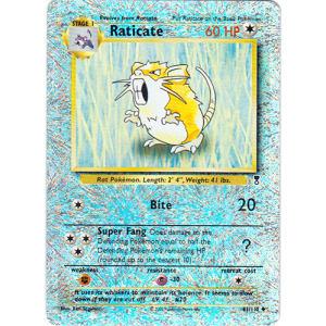 Raticate - 61/110 (Reverse Foil)