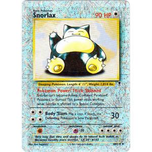 Snorlax - 64/110 (Reverse Foil)