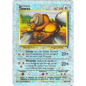 Tauros - 65/110 (Reverse Foil)