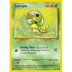 Caterpie - 69/110