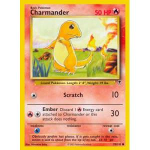 Charmander - 70/110