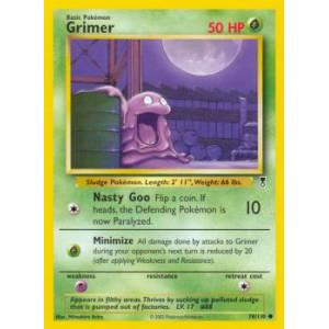 Grimer - 78/110