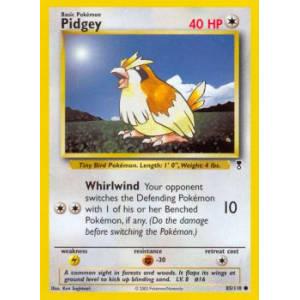 Pidgey - 85/110
