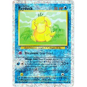 Psyduck - 88/110 (Reverse Foil)