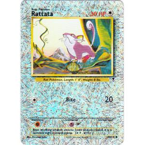 Rattata - 89/110 (Reverse Foil)