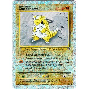 Sandshrew - 91/110 (Reverse Foil)