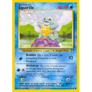 Squirtle - 95/110