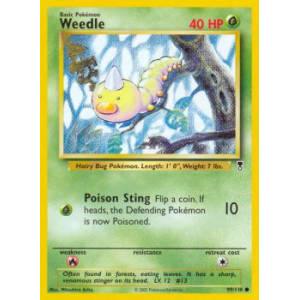 Weedle - 99/110